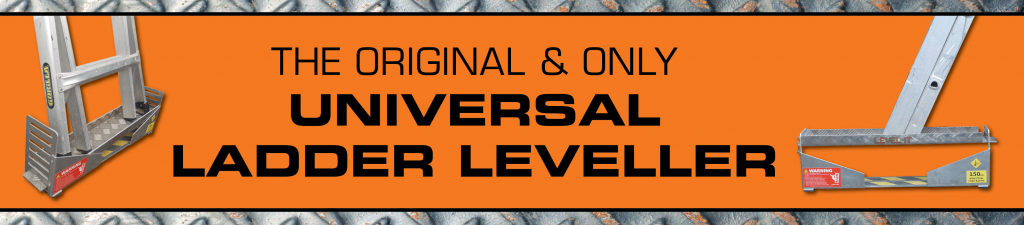 Universal ladder leveller